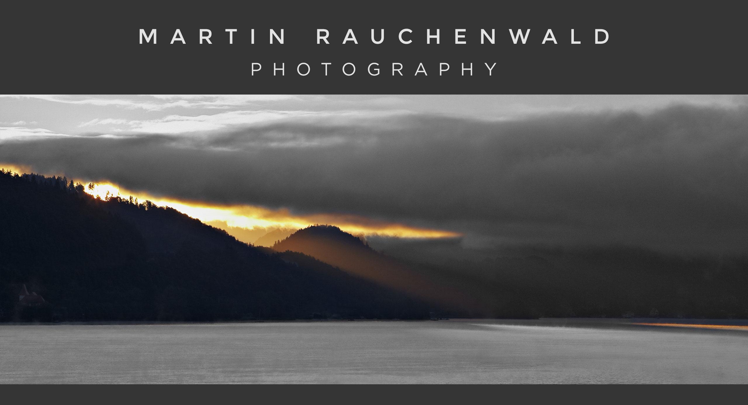 Martin Rauchenwald - Photographie